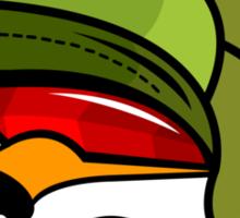 Fuchsarmee red army Sticker