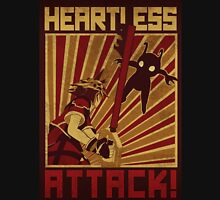 HEARTLESS ATTACK! Unisex T-Shirt