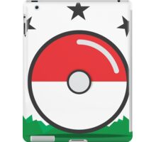 Catching Pokémon iPad Case/Skin