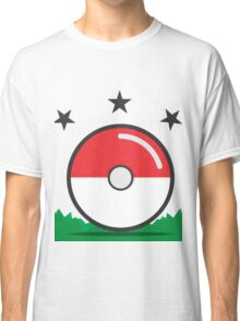 Catching Pokémon Classic T-Shirt