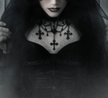 Lady Amaranth 3 Sticker