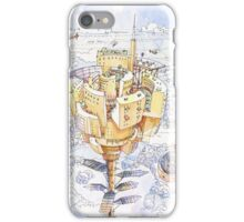 The Flower City iPhone Case/Skin