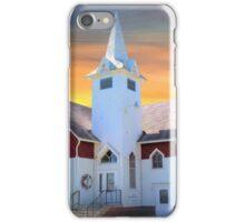 Little Cedar Church iPhone Case/Skin