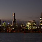Melbourne From Albert Park by Tipples Beer