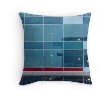postmodern # 2 Throw Pillow