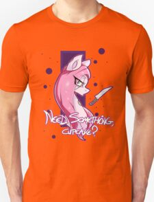 Need something, Cupcake? (Safe) Unisex T-Shirt