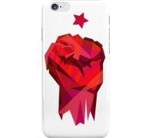 Rebel Fist iPhone Case/Skin