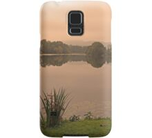 Peach Sky at Great Witley Samsung Galaxy Case/Skin
