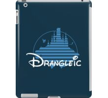 Welcome To Drangleic iPad Case/Skin