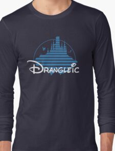 Welcome To Drangleic Long Sleeve T-Shirt