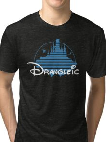 Welcome To Drangleic Tri-blend T-Shirt