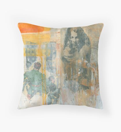 Book IV Page 121 Throw Pillow