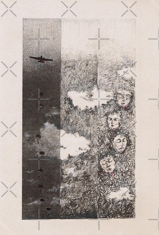 Parachuting by Marita