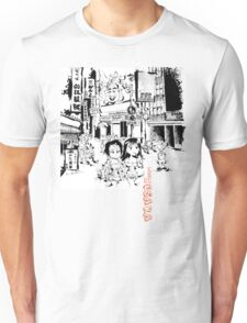 Lonely in OSAKA part one Unisex T-Shirt