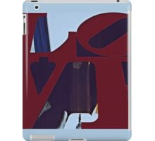 A View of Billy Penn 2 iPad Case/Skin