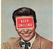 Solid Advice  Photographic Print