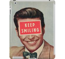 Solid Advice  iPad Case/Skin