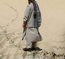 June 6TH 2008 International Kaffiyeh Day by Kenny Irwin