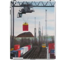 Southampton Docks 1 iPad Case/Skin