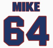 National baseball player Mike Williams jersey 64 T-Shirt
