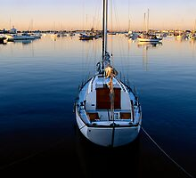 San Diego Bay by Colin Reed