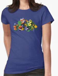 Patch of Pansies Pansies T-Shirt