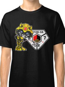 Bumblebee Peeing - Sector 7 v2 Classic T-Shirt