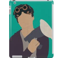 Ezekiel Jones - The Librarians iPad Case/Skin