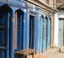 Thamel doors by kateabell