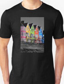 Psychedelic Terrace Unisex T-Shirt