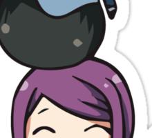 Rize and Kaneki Ken Tokyo Ghoul Sticker