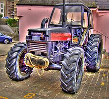 Tractor by griffin