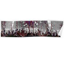 Dark landscape Poster