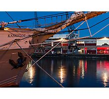 Kaskelot and the MShed, Bristol Photographic Print