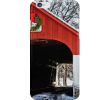 A Bucks County Bridge iPhone Case/Skin