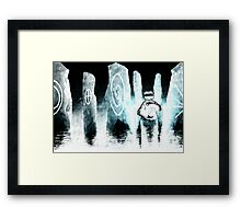 Ryki SDCC Cover Framed Print