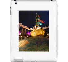 It's a Small World  iPad Case/Skin