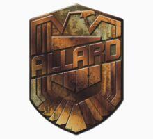 Custom Dredd Badge - Allard Kids Tee