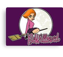 Willow Rosenberg-Bewitched! Canvas Print