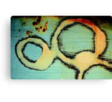 i know the way but i falter Canvas Print