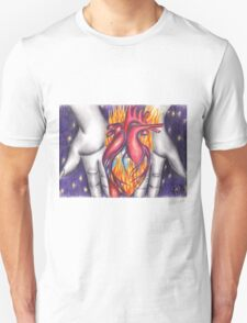 My Heart Burns for You T-Shirt