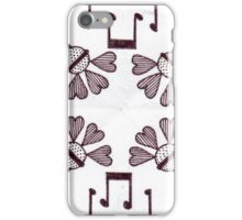 Music Fit For A King iPhone Case/Skin