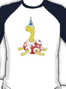 Shuckle in a Party Hat T-Shirt
