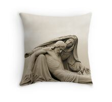 The Mystery Throw Pillow