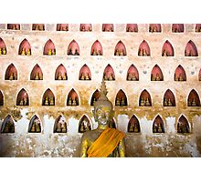 Thousand buddhas Photographic Print