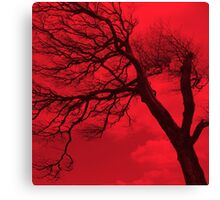 Earth Lung Canvas Print