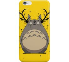 Totoro True Detective iPhone Case/Skin