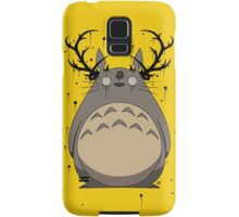 Totoro True Detective Samsung Galaxy Case/Skin