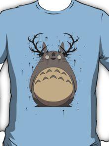 Totoro True Detective T-Shirt