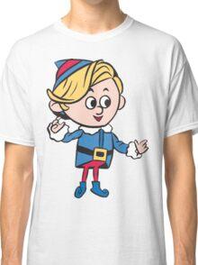 rudolph misfit toys christmas santa cool retro cartoon Classic T-Shirt